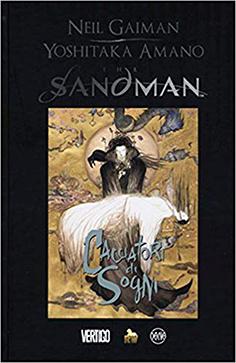 Cover libro Il cacciatore di sogni di Sandman