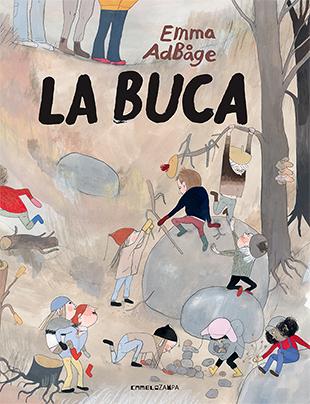 Cover libro La Buca