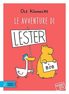 Cover libro Le avventure di Lester e Bob