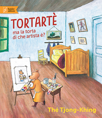 Cover libro Tortartè