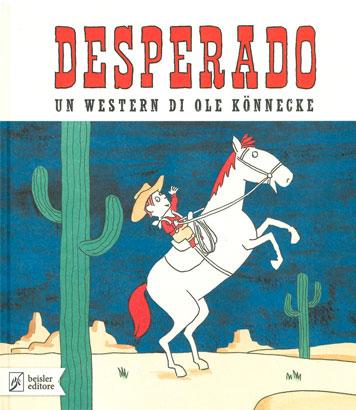 """Cover libro """"Desperado"""""""