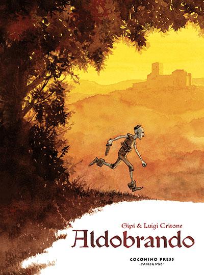 Aldobrando cover libro
