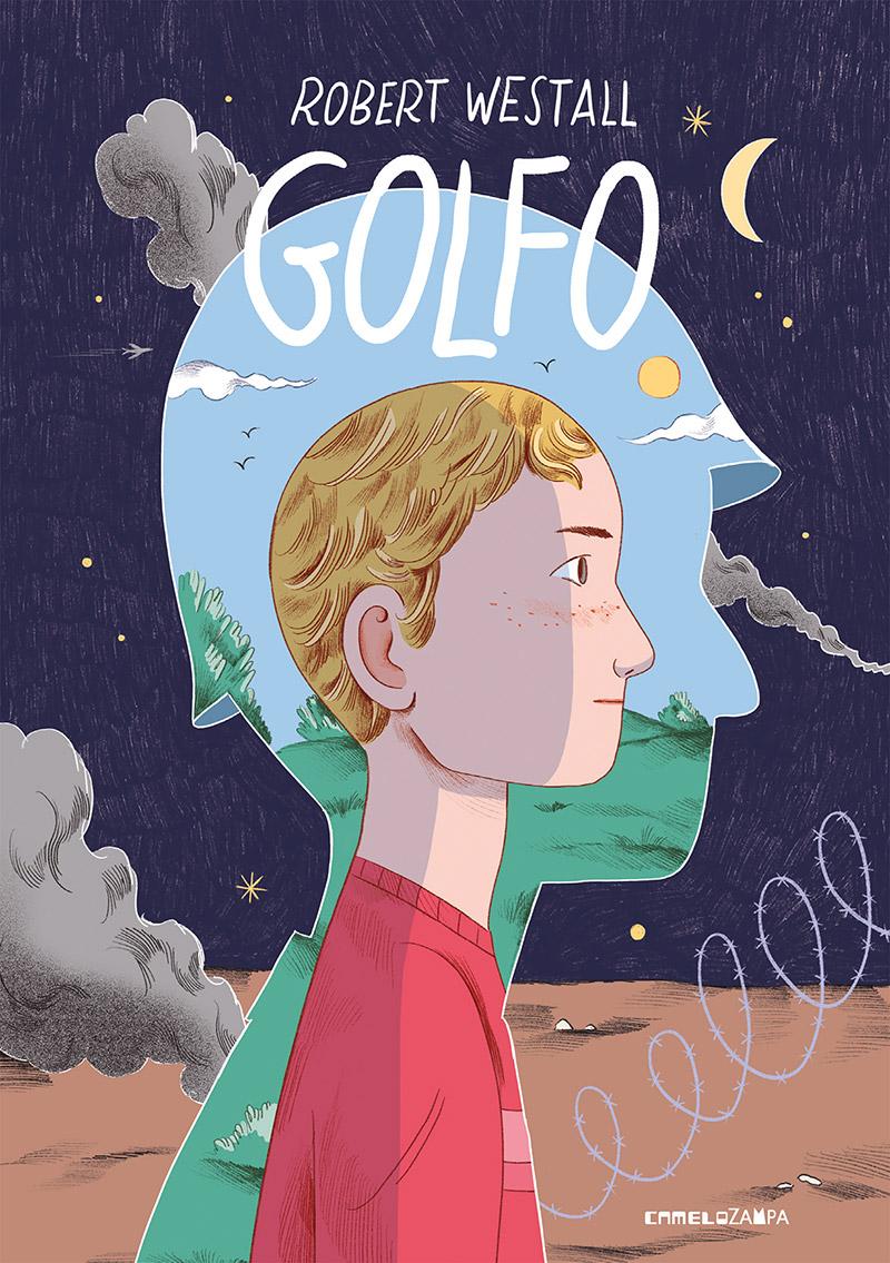 "Copertina del libro ""Golfo"""