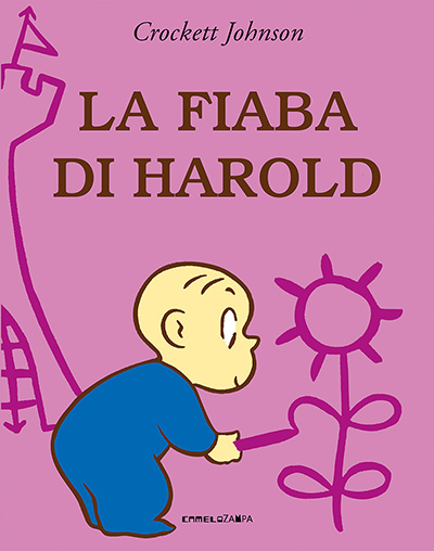 Copertina del libro La fiaba di Harold