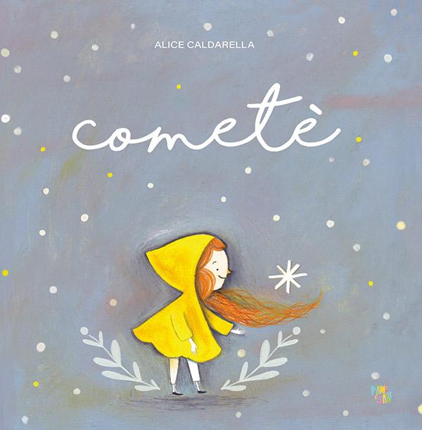 Copertina di Cometè di Alice Caldarella