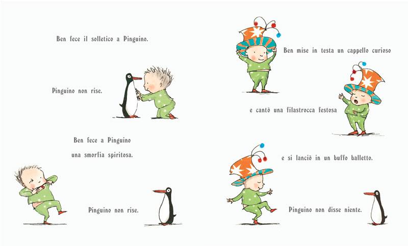 Interno pag 10-11 libro Pinguino