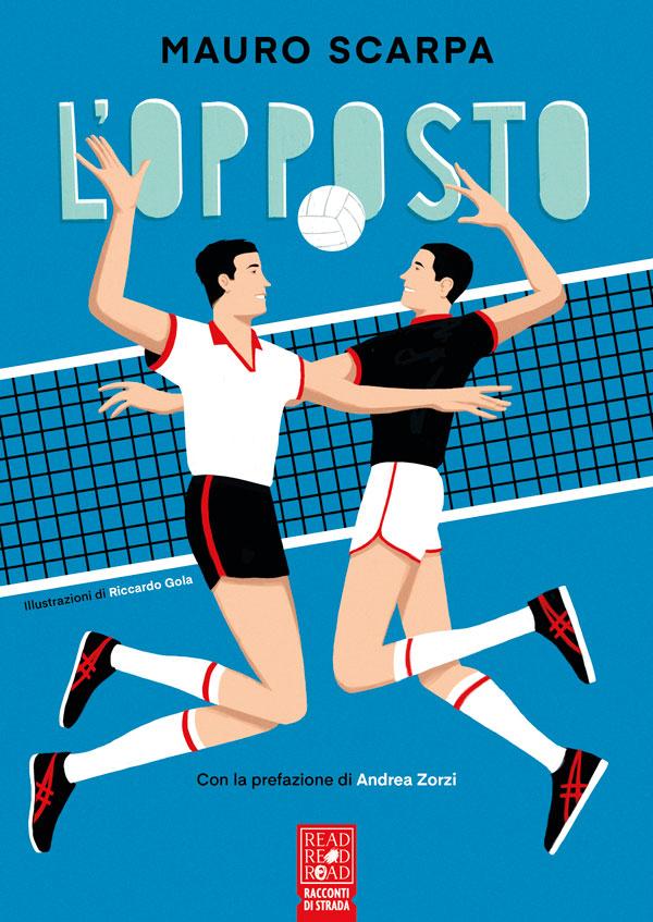 Cover del libro L'Opposto di Mauro Scarpa