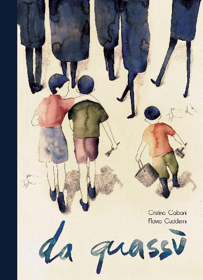 Cover del libro Da Quassù di Cuddemi e Caboni
