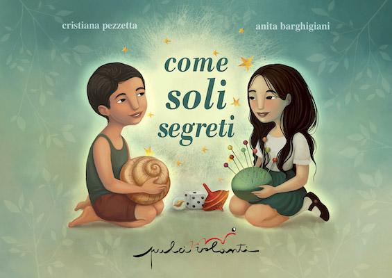"""Copertina di """"come soli segreti"""" di Edizioni Pulci volanti"""